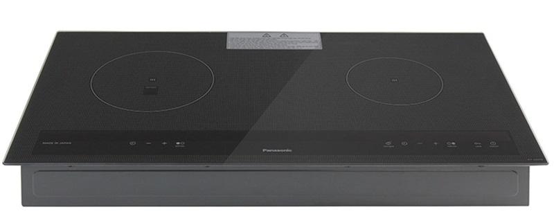 Bếp từ đôi sang trọng, đặt âm dưới mặt bếp, công nghệ cảm biến hồng ngoại tiên tiến
