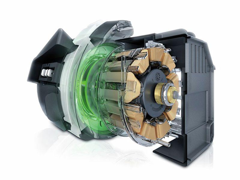 EcoSilence Drive: Động cơ hoạt động bền bỉ mạnh mẽ và không tạo nhiều tiếng ồn