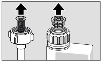 Bộ lọc ống cấp nước máy rửa bát Bosch