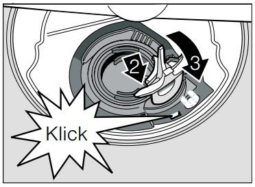 Vệ sinh máy bơm từ máy rửa chén Bosch