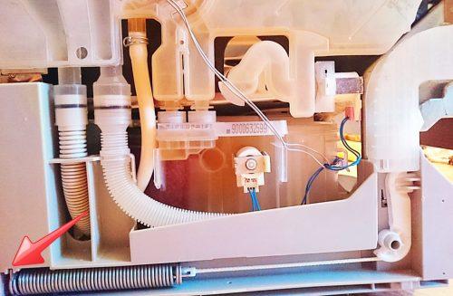 Làm thế nào để loại bỏ sự tắc nghẽn của bơm rửa chén Bosch