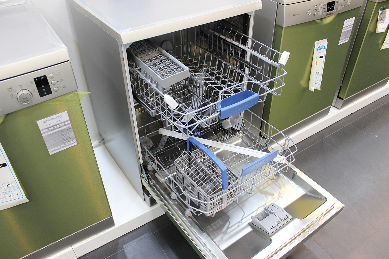 Các lỗi thường gặp khi sử dụng máy rửa bát
