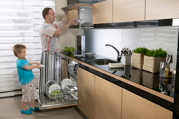 Tư vấn lựa chọn kích thước máy rửa chén Bosch gia đình