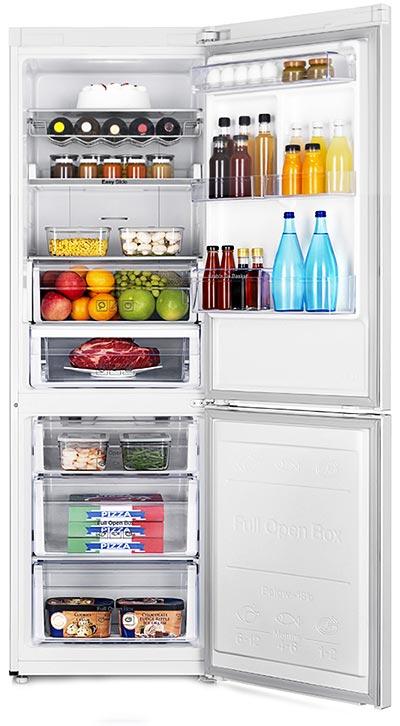 Tủ lạnh có tổ chức