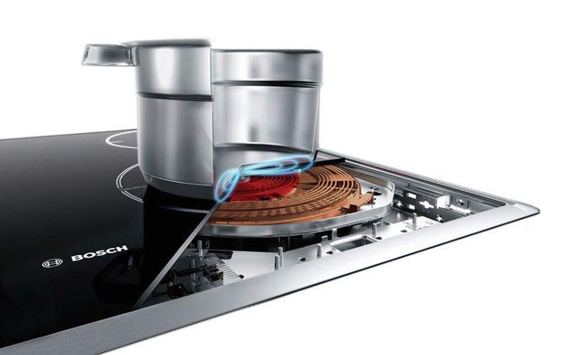 Nấu nhanh hơn, giảm tiêu hao năng lượng chính là Bếp từ