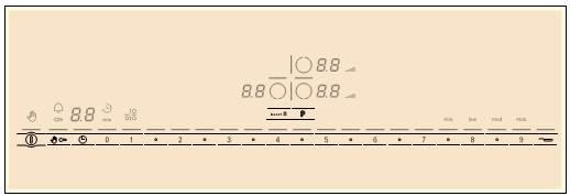 Bảng điều khiển Bếp từ Bosch PIK675N24E