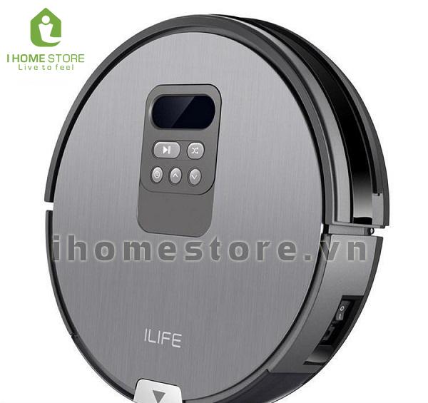 robot hut bui lau nha ILIFE X750 - ihomestore.vn