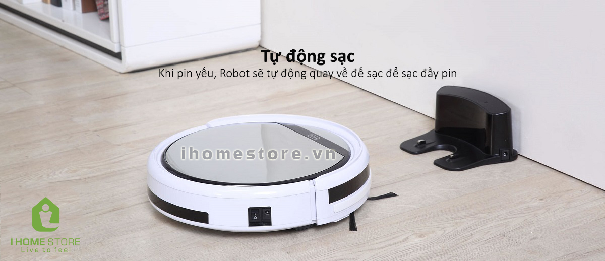 robot hut bui lau kho ilife v5 - ihomestore