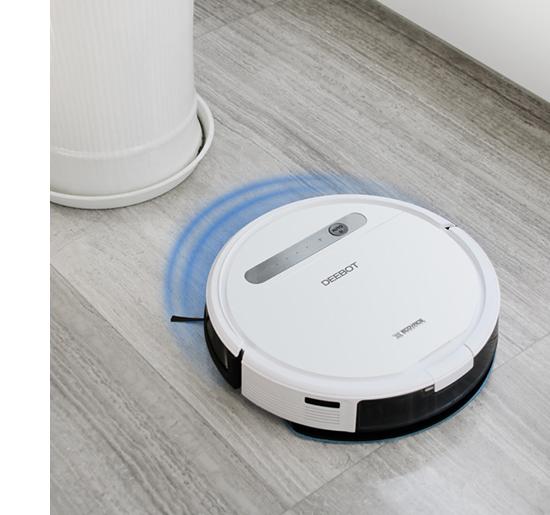 Robot hut bui lau nha ecovacs deebot ozmo 610 - ihomestore.vn