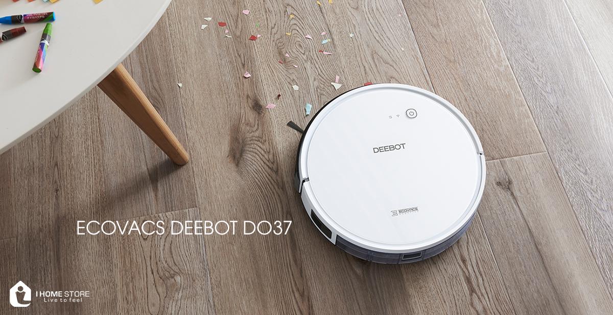 robot hut bui lau nha ecovacs do37 (deebot 600) - ihomestore.vn