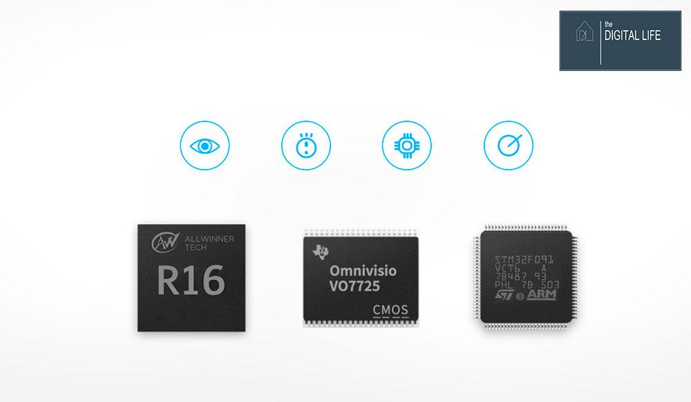chip vi xử lý thông minh