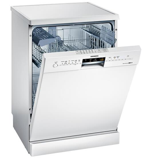 """Lỗi E14 máy rửa bát Bosch có dấu hiệu là khoang máy được cấp nước nhưng bị bơm ra ngay, đồng thời trên màn hình hiển thi kí hiệu""""E:14"""""""