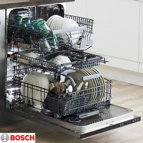 Lựa chọn công suất máy rửa bát Bosch phù hợp với nhu cầu sử dụng trong gia đình bạn