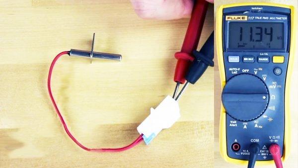 Làm thế nào để kiểm tra xem nhiệt điện trở có bị hỏng không