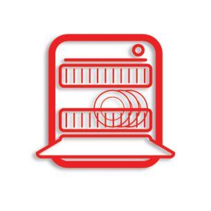 Các bộ phận dùng với máy rửa chén