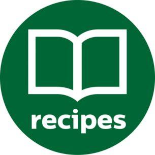 Ứng dụng với hơn 200 công thức chế biến và đi kèm sách hướng dẫn miễn phí
