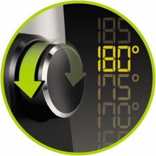 Núm xoay QuickControl với màn hình kỹ thuật số